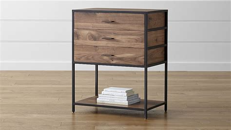 Low Bookcase Storage Low Storage Bookcase Crate And Barrel