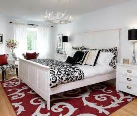Black White And Red Decorating Ideas 15 Romantic Red Bedroom Ideas Always In Trend Always