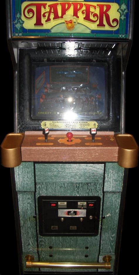 emuparadise arcade tapper budweiser set 1 rom