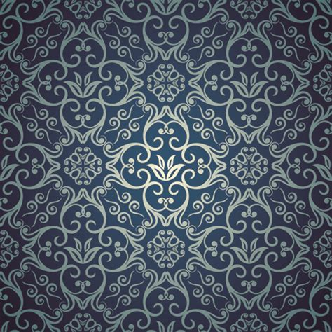 floral pattern cdr download blue floral free vector download 13 712 free vector for