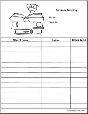printable march reading log march is reading month kids love this reading log