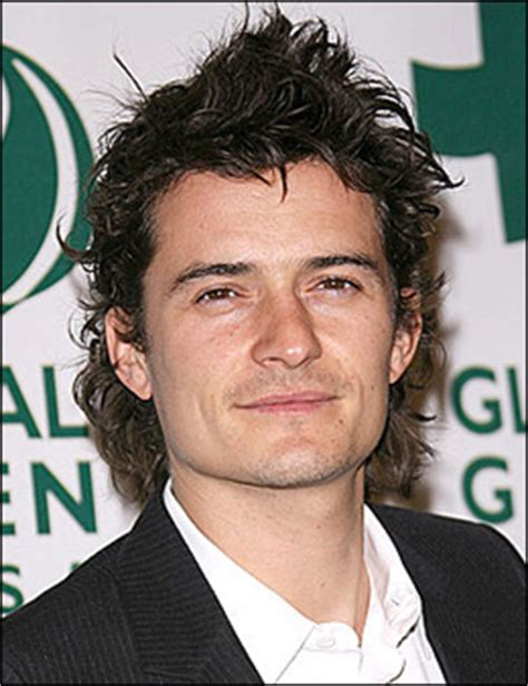 orlando bloom haircut orlando bloom cuts his hair