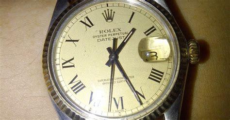 Rlx07g Jam Tangan Wanita Rolex Gerigi Gear Gold harga rolex oyster perpetual datejust