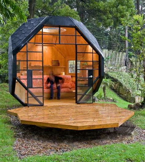 Backyard Pod outside offices 14 detached work pods eggs modules