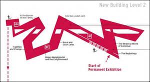 Jewish Museum Berlin Floor Plan by Jewish Museum Berlin Section Images