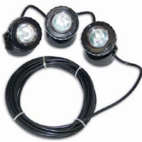 pond lights home depot beckett 10 watt add on pond light 7116110 the