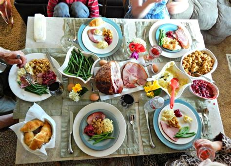 5 ways to make your easter dinner more memorable melissa