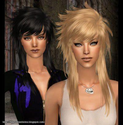 sims 2 coiffure sims 2 coiffure femme 224 frange et 224 m 232 che command 233 par