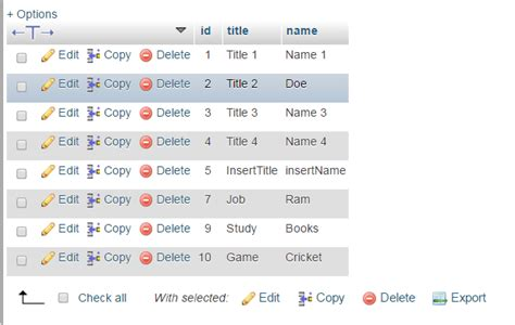 codeigniter simple query codeigniter query builder class