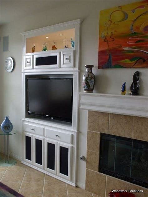 Built In Kabinet Tv built in cabinets for tv niche built ins