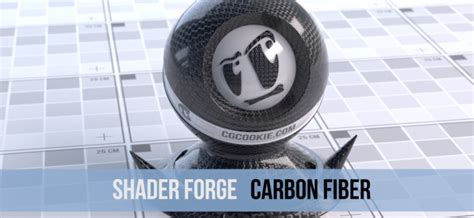 Blender Fiber procedural shader carbon fiber blendernation