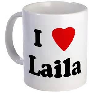 Love laila mug by ihearttees