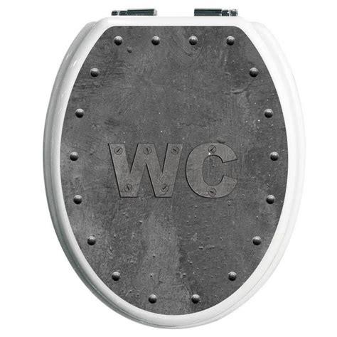 Toilette Style Industriel by Deco Wc Style Industriel