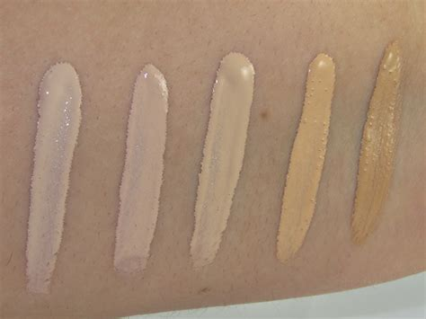 La High Definition Pro Bb Neutral faced born this way concealer review swatches