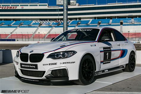 bmw m235i launch bmw m235i m performance parts and m235i racing car gallery