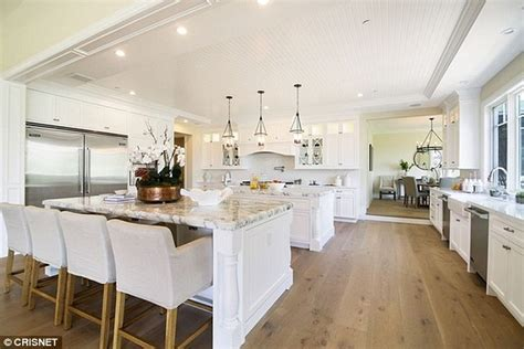 Stainless Steel Kitchen Islands by Kylie Jenner Splashes Out 12 Million On Another Mansion