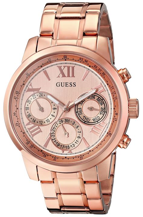 Guess Gs0173 Rosegold guess s stainless steel classic bracelet color gold tone model u0330l2