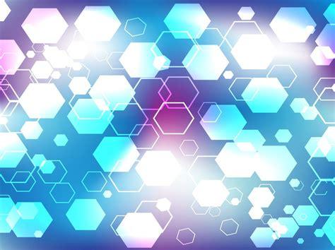 free vector hexagon background pattern blue hexagon background vector art graphics freevector com