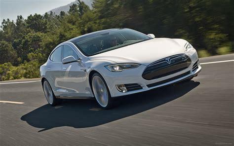 Tesla S 2013 Tesla Model S 2013 Widescreen Car Wallpapers 14 Of