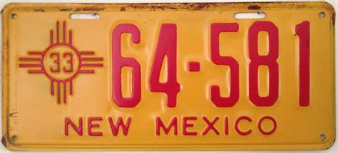 New Mexico Vanity Plates by Vehicle Registration Plates Of New Mexico Wikiwand