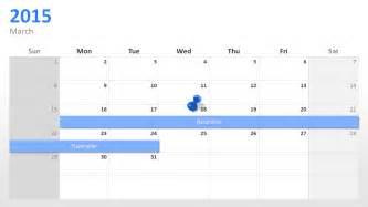 powerpoint calendar template 2015 powerpoint 2015 daily calendar templates calendar