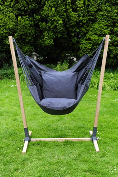 how to make a hammock swing 25 best ideas about hanging chair stand on pinterest