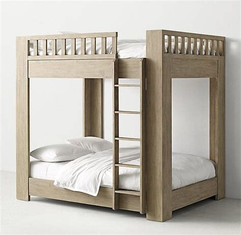Upholstered Bunk Bed Chesterfield Upholstered Grey Bunk Bed