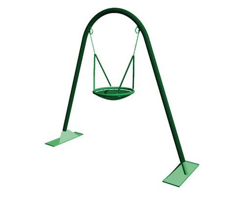 in swing version arch swing concrete in version huck