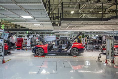to fremont where tesla will continue to assemble finished vehicles poor reliability means tesla model s is no longer consumer