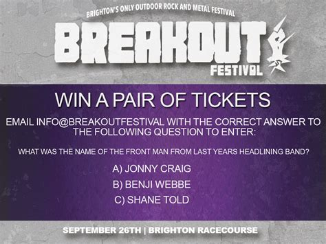 Win A Pair Of by Win A Pair Of Tickets 28 Images Win A Pair Of Tickets