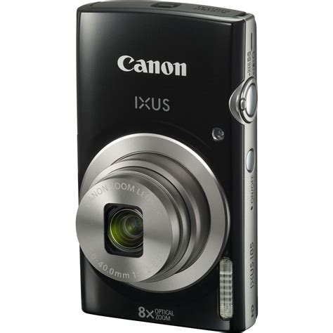 Kamera Canon Ixus 185 20 0 Mp canon ixus 185 digitalkamera 20 0 mp schwarz digital