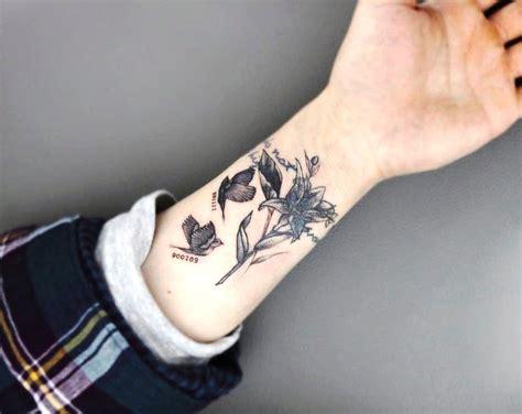 33 small amp meaningful wrist tattoo ideas tattoos love