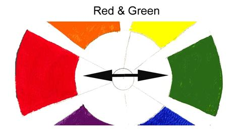 oppisite of red color opposite red green 1 celebrating color