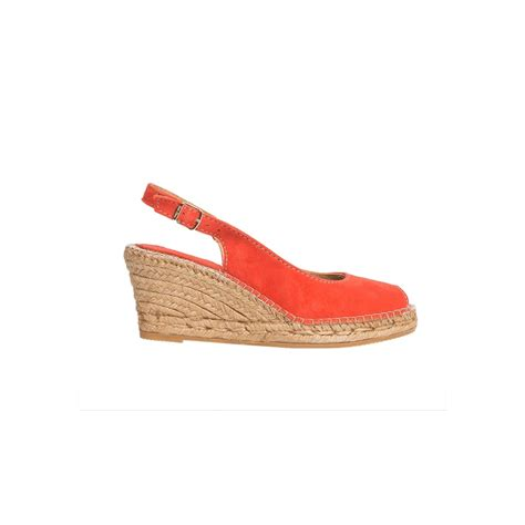 Piped Espadrille Wedge From Outfitters by Toni Pons Calpe Wedge Espadrille Womens Wedges O C Butcher