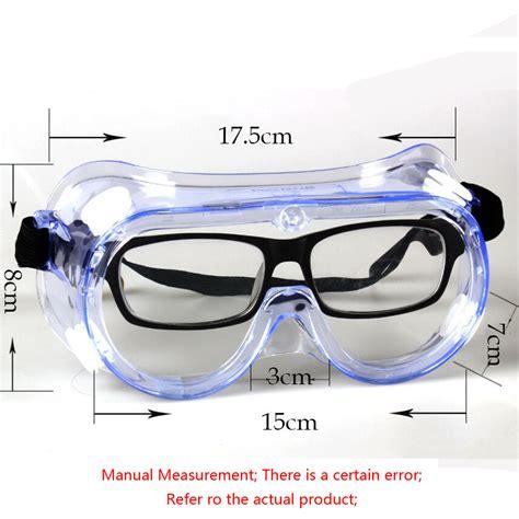 Goggle Gear Clr 3m A F Lns Gg501sgaf Pe Each 3m 1621 anti impact and anti chemical splash goggle glasses safety goggles economy clear eye