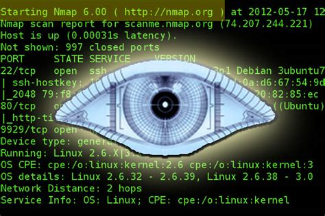 tutorial de nmap nmap network mapping scanning paranoid penguin