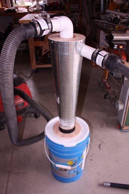 diy cyclone dust collector  simonskl  lumberjockscom
