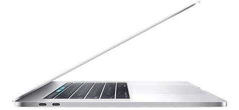 Promomacbook Pro 15 Silver 2017 Touchbar Mptv2 I7 512gb 16gb apple macbook pro mptv2 laptop intel i7 15 inch 256gb ssd 16gb 4gb vga radeon with