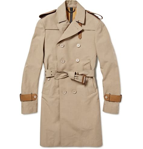 Exclusive To Matches Burberry Prorsum Trench Coat by 100 Best Clothes Make The Images On
