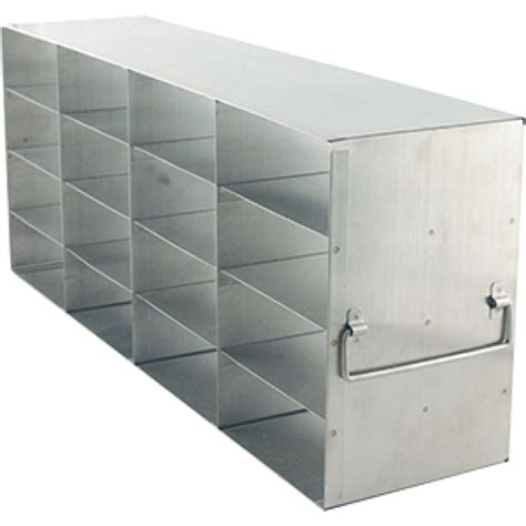 racks for freezers 4 x 4 upright freezer rack for standard 2 inch boxes