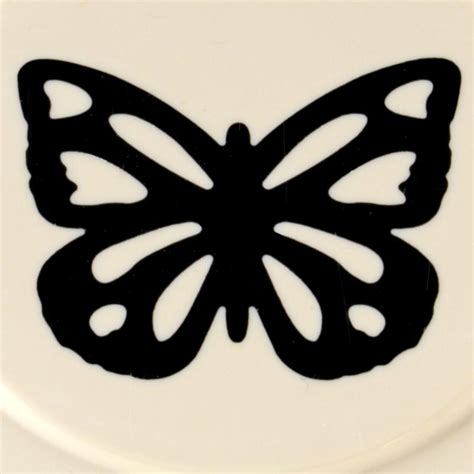 martha stewart butterfly template martha stewart crafts butterfly punch kit new in boxes