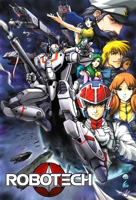 robotech the macross saga review heroes and aliens