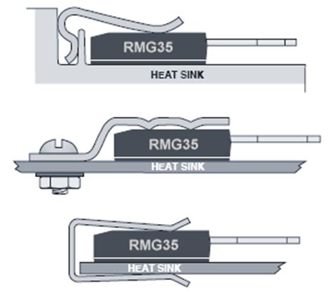 surface mount resistor heat sink to 220 to 247 heat sink mountable power resistors token components