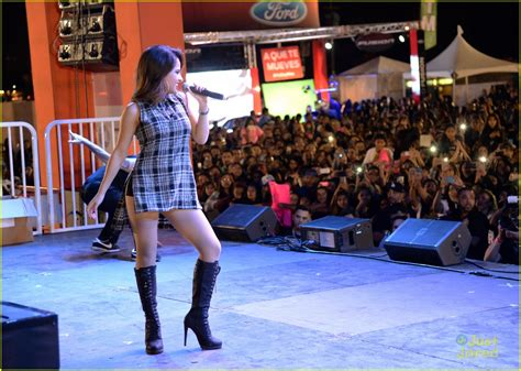 becky g house becky g brought down the house at iheartradio s fiesta latina photo 746398