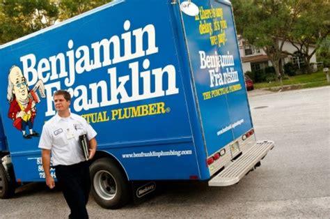 Benjamin Franklin Plumbing Nj nj based benjamin franklin plumbing launches a new website