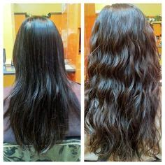truth about loose perms body wave perm before and after pictures google search