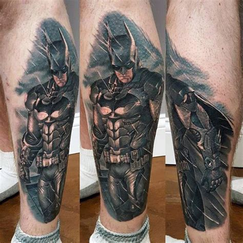 lower leg tattoos designs 100 batman tattoos for ink designs
