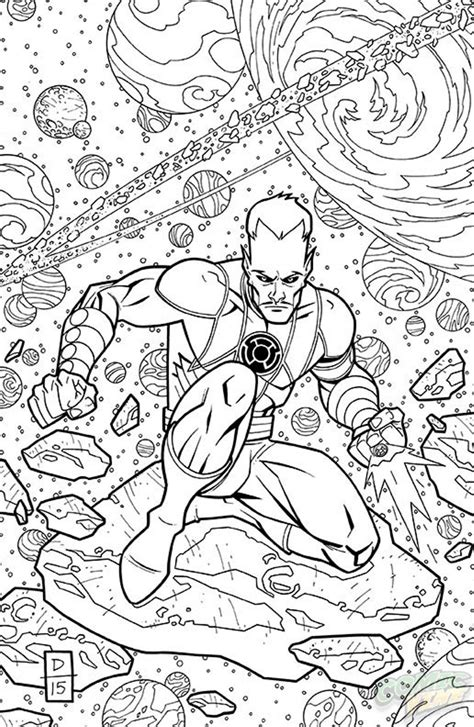 dc a coloring book dc comics announces coloring book variant covers for