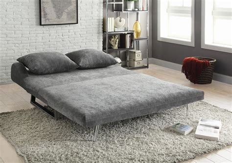 contemporary grey sofa bed converts  sofa  chaise