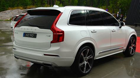 2015 volvo truck 2015 volvo xc90 details revealed photos 1 of 39